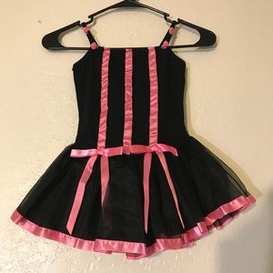 Sz MC Girls Dance Dress-up Costume Dancer EXC COND